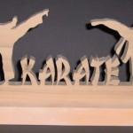 Karate Sign
